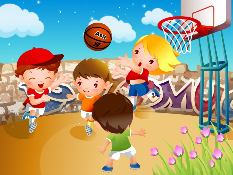 Мы — маленькие дети, нам хочется играть!
