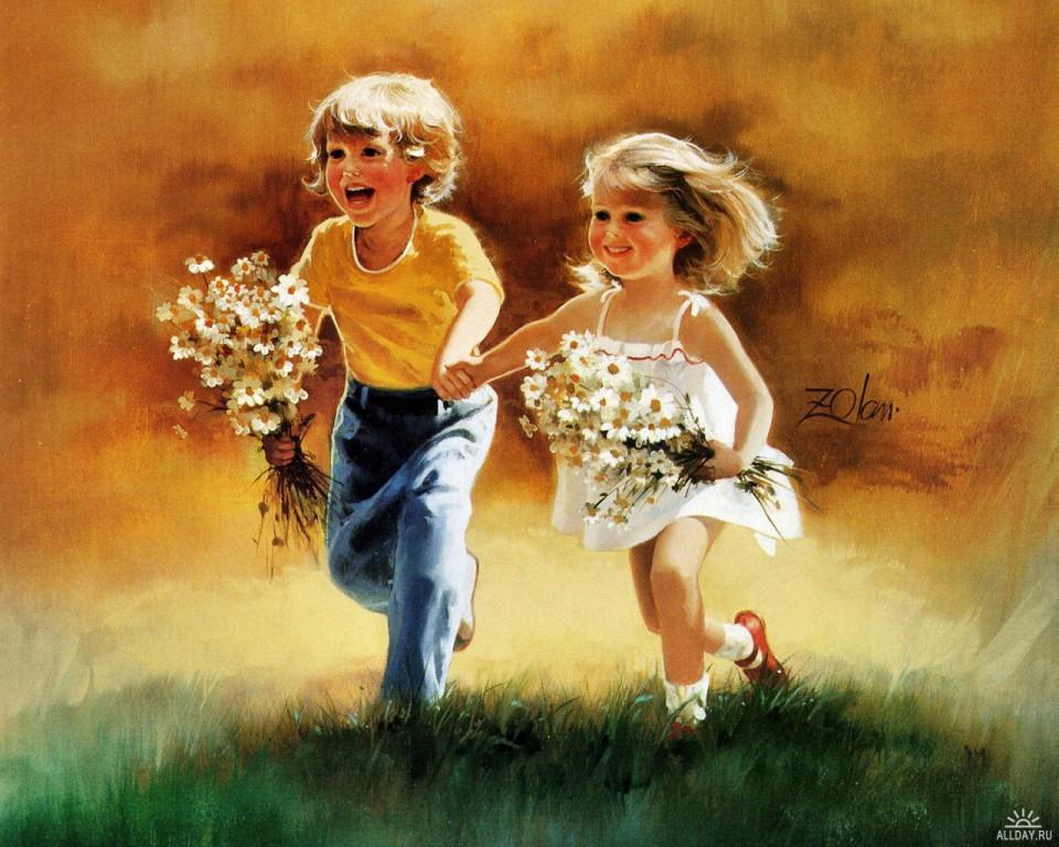 Счастливое и здоровое детство