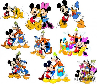 Стань Disney!