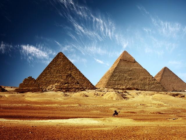 Тайна египетских пирамид