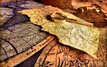 Почему построение карт невозможно без использования математики?