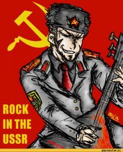 Рок в СССР