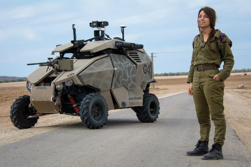 Боевые роботы — скрытая угроза?