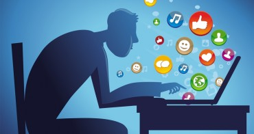 Жизнь в социальных сетях