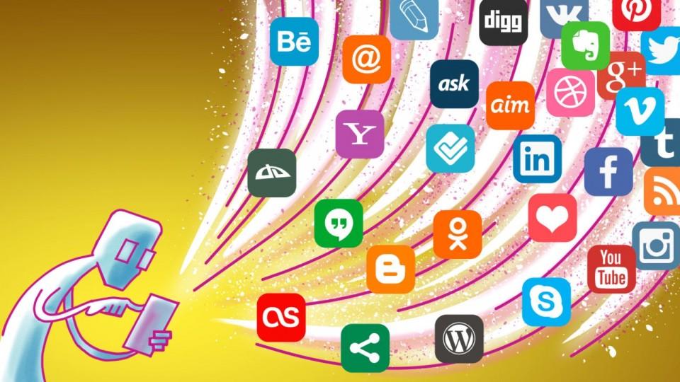 Социальные сети как основа современной культуры