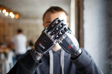 Бионика на службе людей с ограниченными возможностями